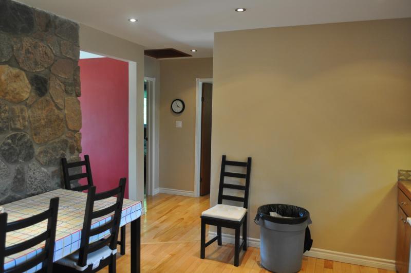 Kitchen - Hallway