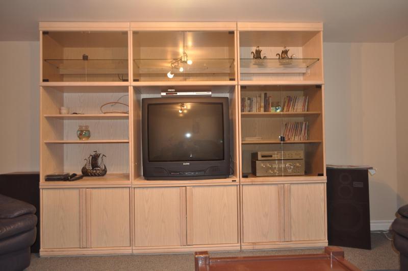 Entertainment Center - Family Room