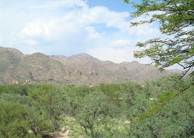 First Floor Spectacular Condo with Breathtaking Mountain Views., holiday rental in Tucson