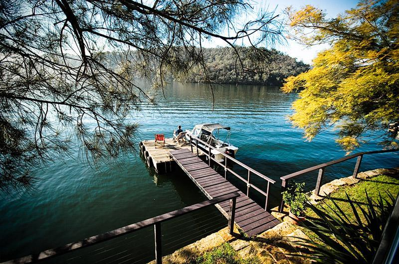 Absolute Waterfront on the Hawkesbury River