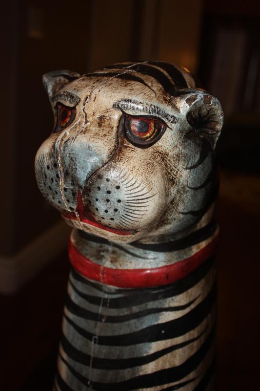 Thomas - mascotte de la maison