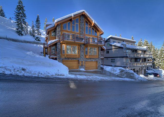 Luxury Ski-in Ski-out Villa, 470B Quaking Aspen (SL470B), holiday rental in Stateline