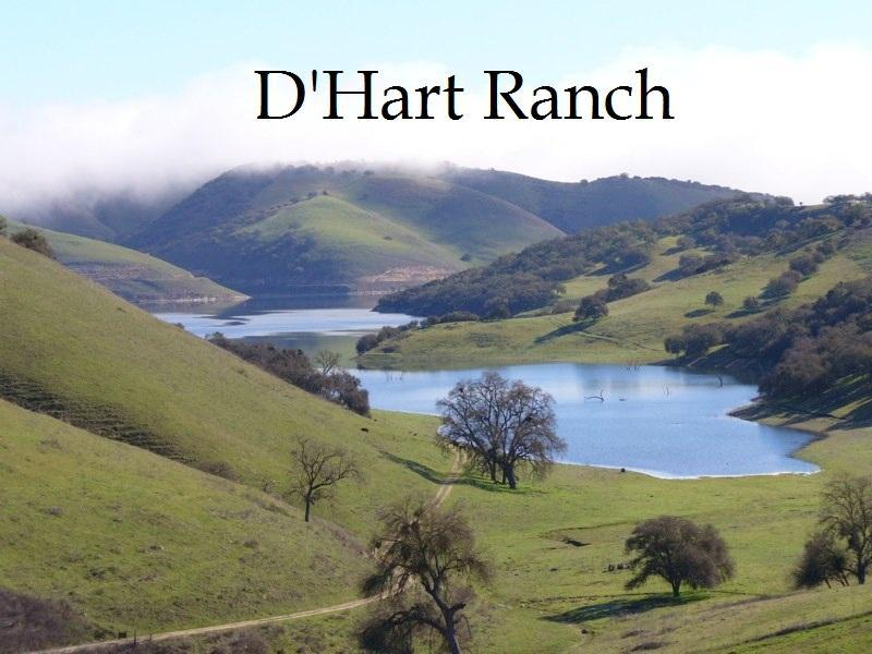 View from D'Hart Ranch - March 2013 Note: Summer 2015 due to drought- lake is no longer visible