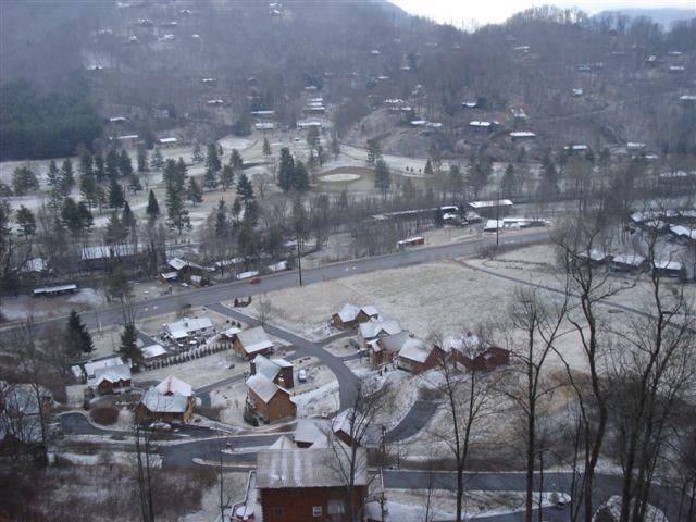 Inverno dal ponte