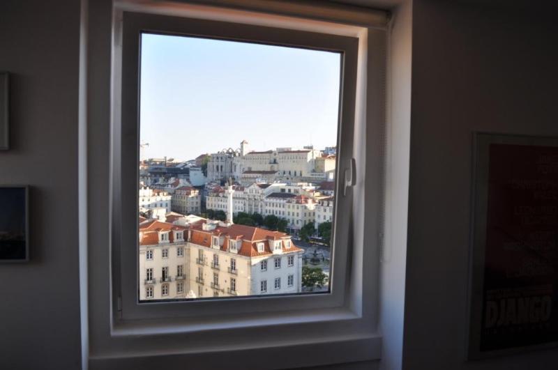 Plenty of Light and Lisbon View