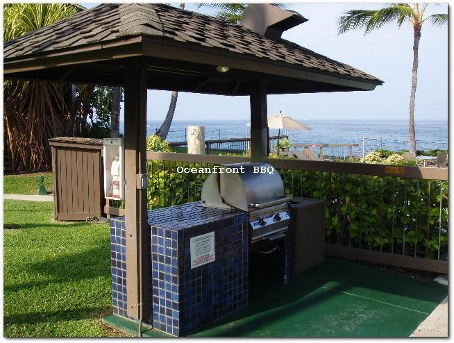 Oceanfront BBQ - what a view!