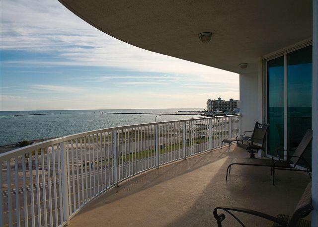 S West Balcony View