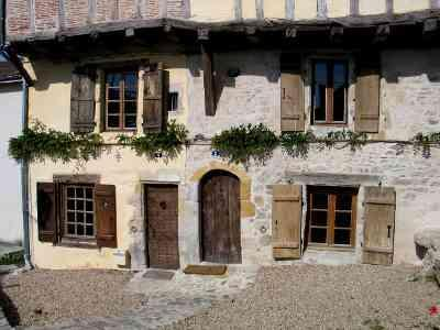 Hobbit's house Bellac, holiday rental in Blond