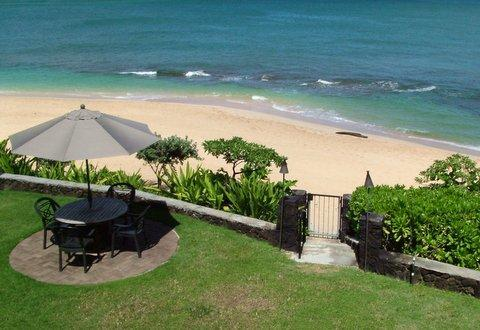 Just steps from Sunset Beach!