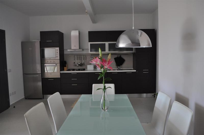 Open plan Kitchen / Living-room