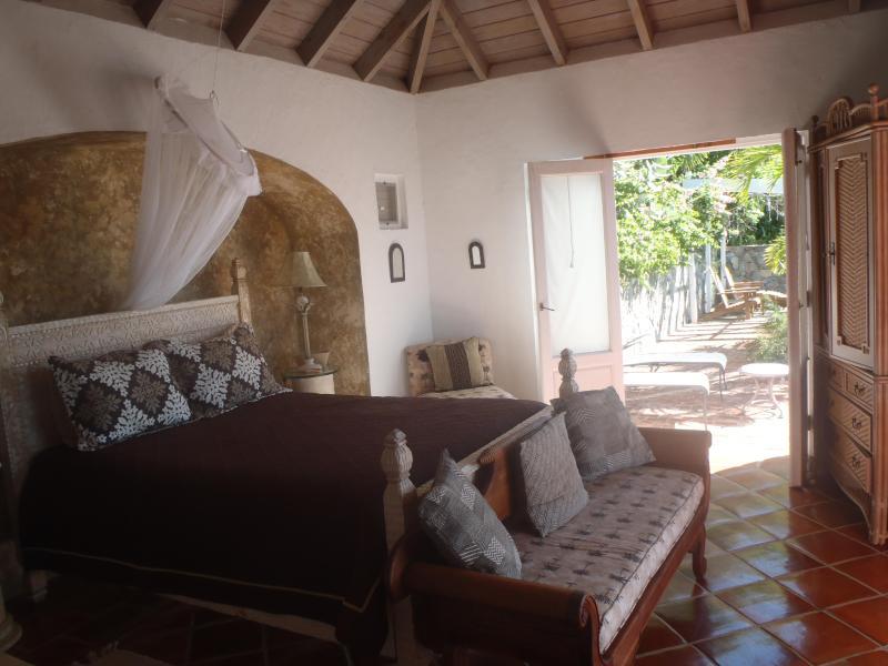 Master Bedroom, serene and romantic