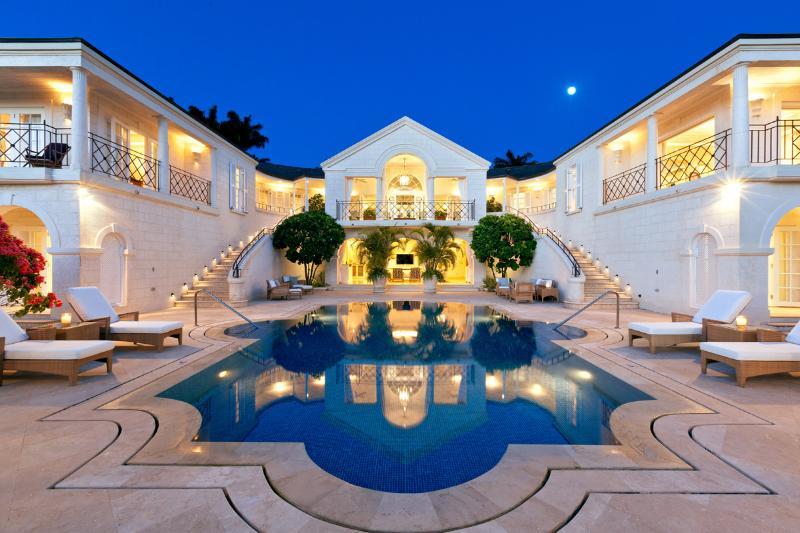 Sugar Hill, Illusion - Luxurious Barbados Swimming Pool