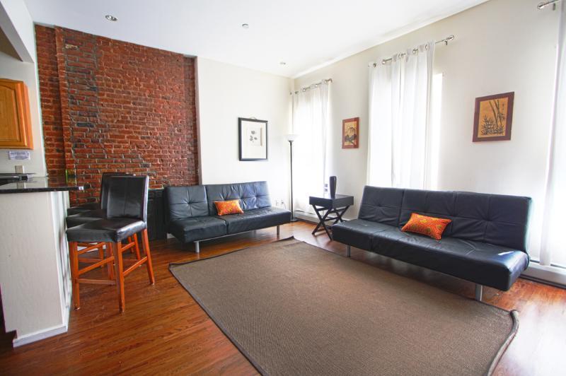 Hermosa 2 dormitorios piso en NYC