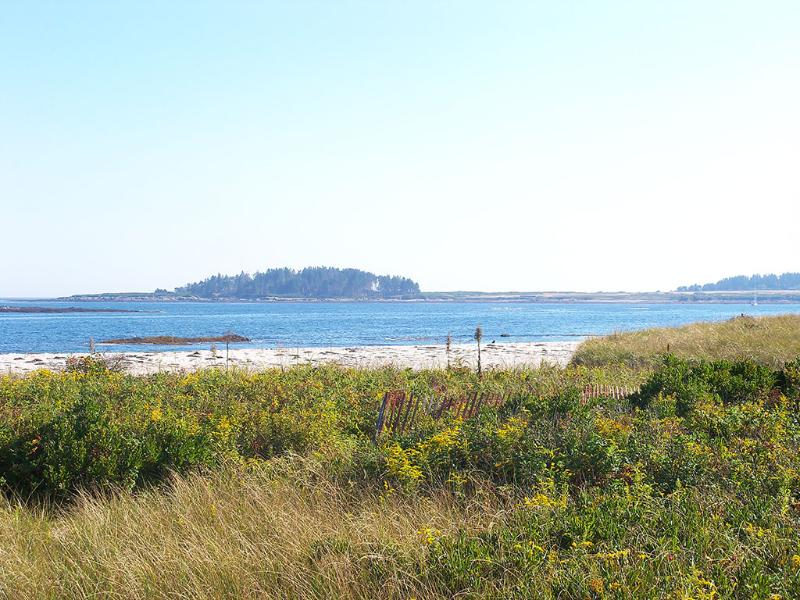 Crescent Beach (just a couple minutes walk from house)