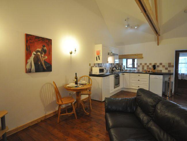 Open plan lounge/kitchen/diner