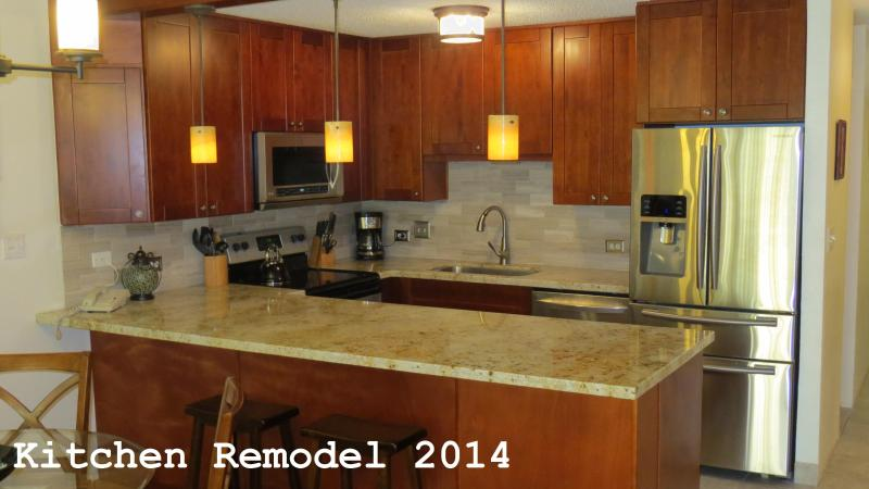 New remodeled kitchen 2014