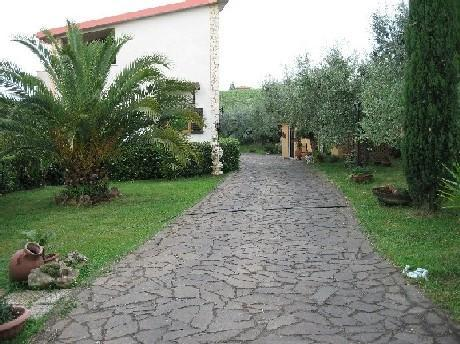 Jardim da Villa Baiera