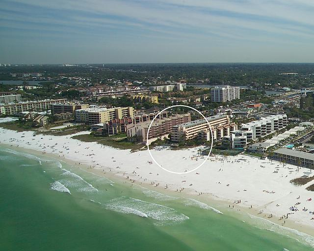Sea Shell Condominium - On Crescent Beach, Siesta Key
