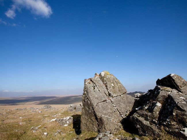 Nearby Dartmoor