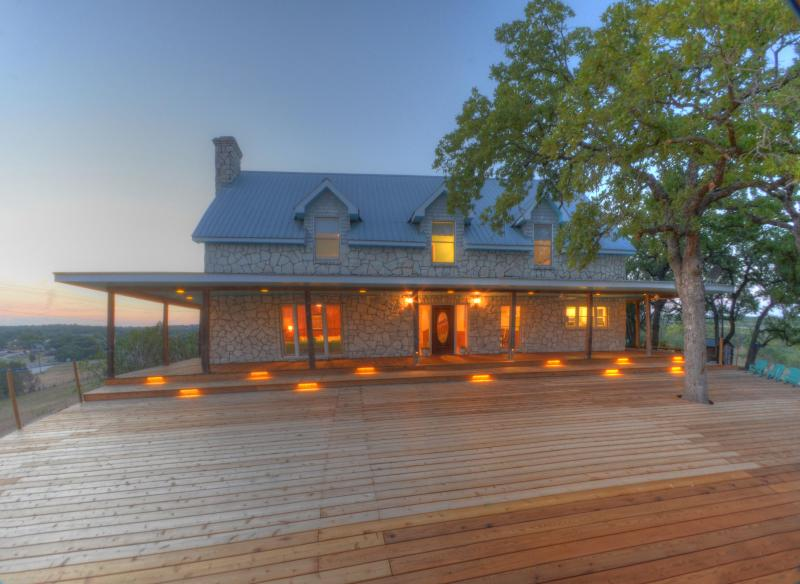 Heart Of Texas Ranch Isaac Millsap House Has Parking And