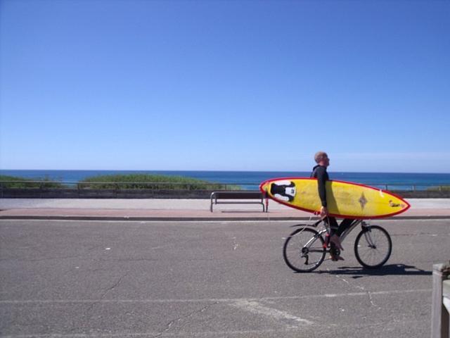 Surf et vélo location-landes-mimizan-plage
