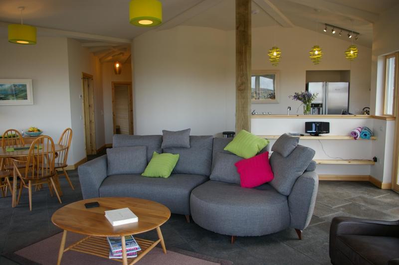 Coillabus Eco Luxury Lodges Islay Scotland Has Sauna And