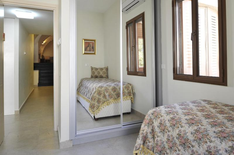 Third bedroom, can be set up with two beds