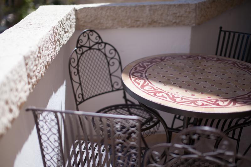 Lovely little terrace