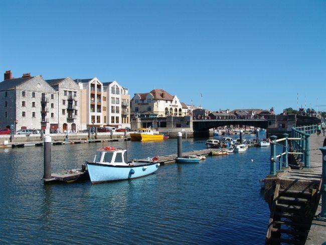Weymouth cercana