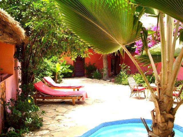 Baobab Belge, your B&B in Saly, Senegal, location de vacances à Région de Thiès