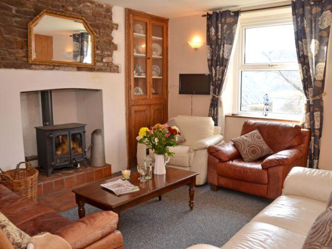 Enjoy cosy nights infront of the woodburner