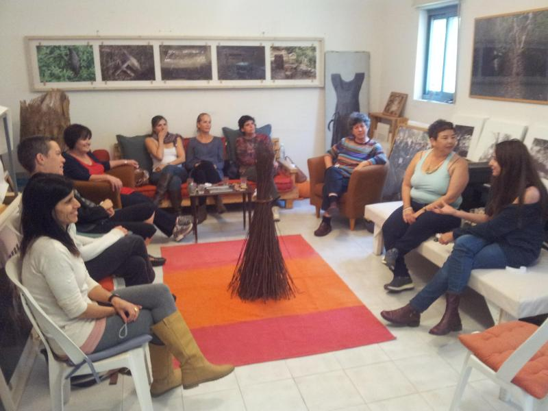 workshop and gallery studio