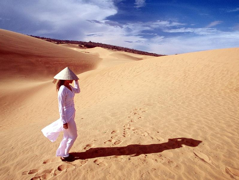 Dunas de arena, Mui Ne