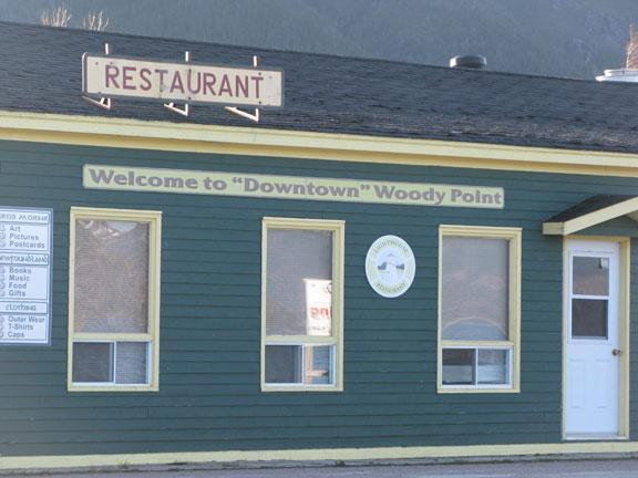 Downtown Woody Point