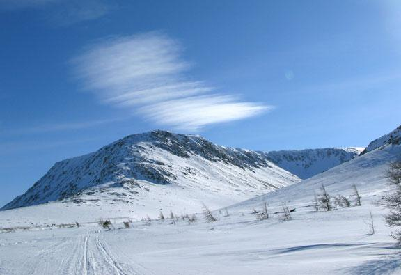 Great Skiing at the Tablelands