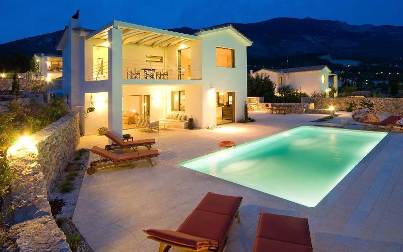 Ideales Resort villa Nautilos, casa vacanza a Karavadhos