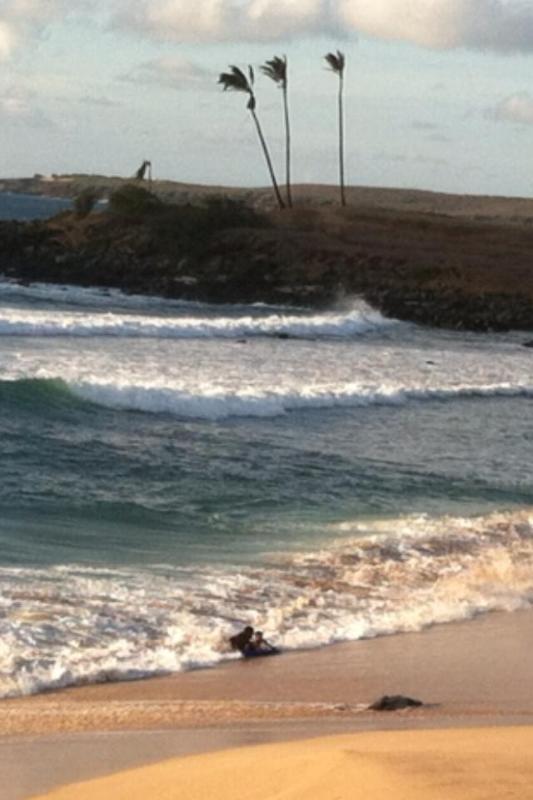Kepuhi Beach fun in the sun!