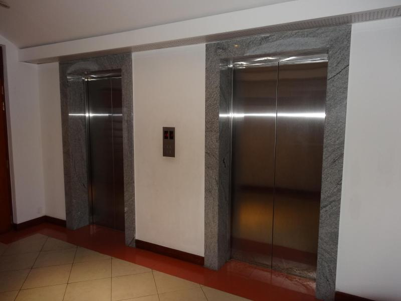 Lift Lobby close to the apartment