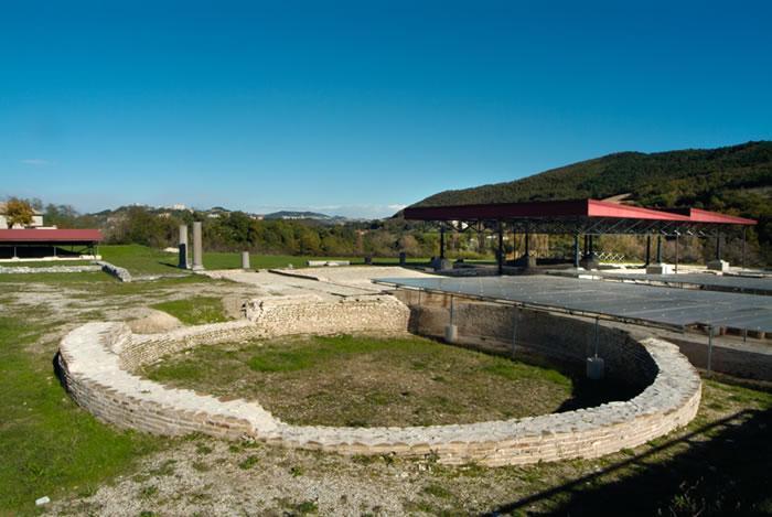 Sentinum: the Roman city