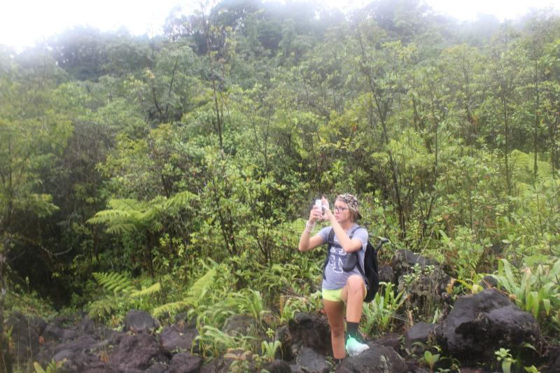 Cerro Chato vandring på Toucan Trail