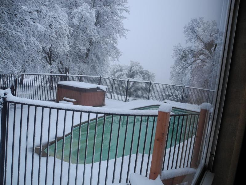 Meer sneeuw