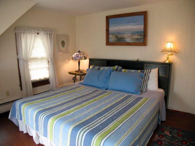 Master Bedroom has Ocean view