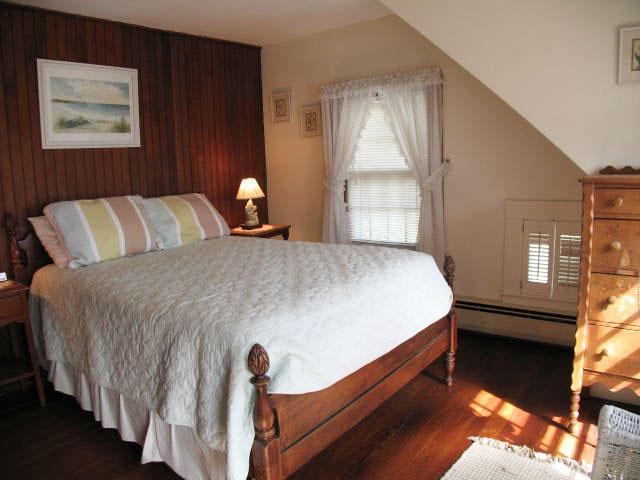 Fourth Bedroom has Ocean view