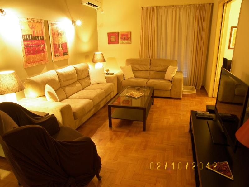 Pedion Areos Park 2 - Athens center - Metro in 30m, holiday rental in Athens