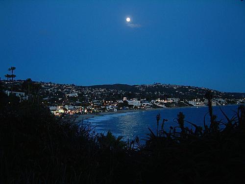Mystical Laguna Beach evenings