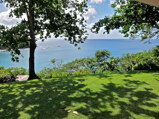 Oceanfront - 3 Acres, Natural, Unpretentious Comfort – semesterbostad i Gros Islet