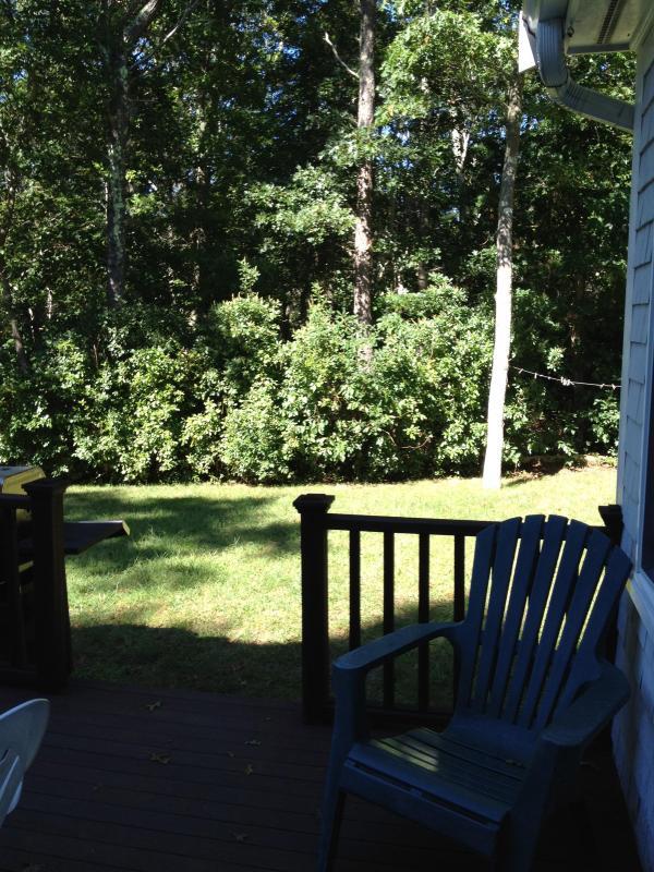 Conservation Land.. no back yard neighbors!!