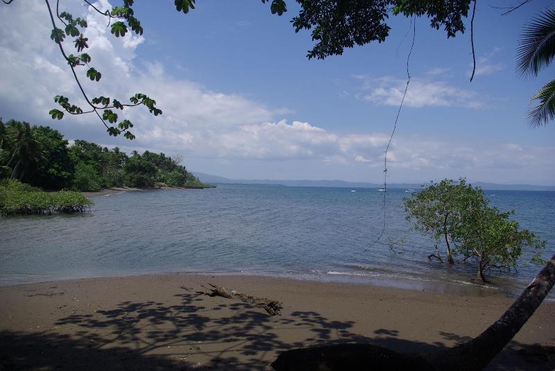 Playa muy privada