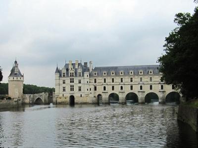 Loire Valley Chateaux - Château de Chenonceau
