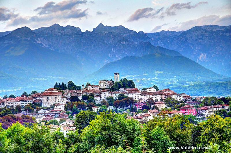The Ancient city of Feltre